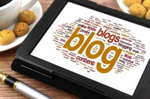 Article : J'ai enfin su comment un blogueur acquiert de la réputation