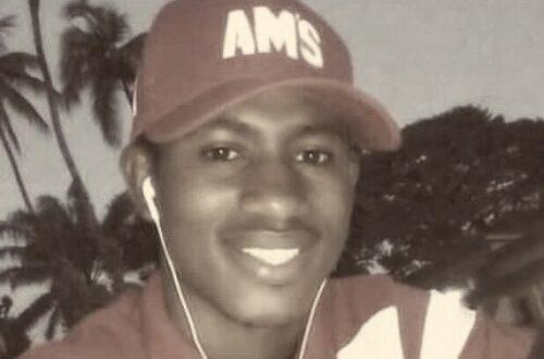 Article : Amadou Boukariou Baldé, chronique d'une mort annoncée