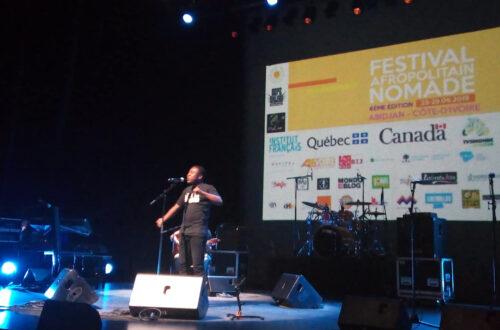 Article : Festival Afropolitain : le slam tout feu tout flamme à l'Institut français d'Abidjan