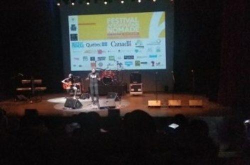 Article : Festival Afropolitain : jazz et slam conquièrent le public de l'Institut français