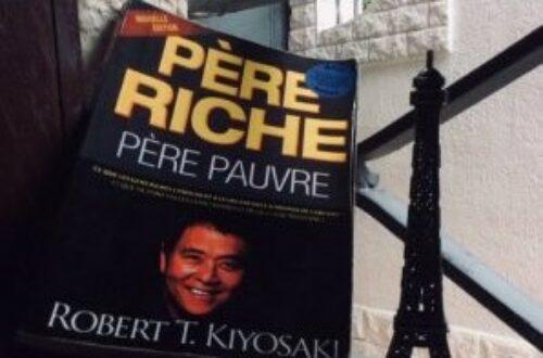 Article : Quatre leçons marquantes vers la richesse de Robert T. Kiyosaki