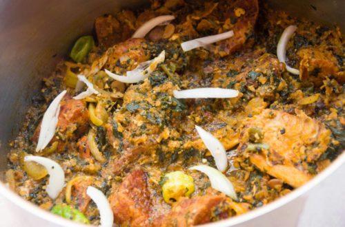 Article : Il n'y a pas de cuisine africaine