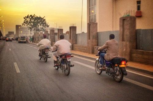 Article : Tchad: interdiction des motos, les conséquences sur la santé