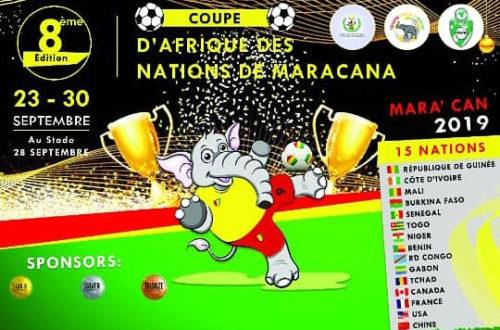 Article : Le football maracana débarque en Guinée, pays du bundes