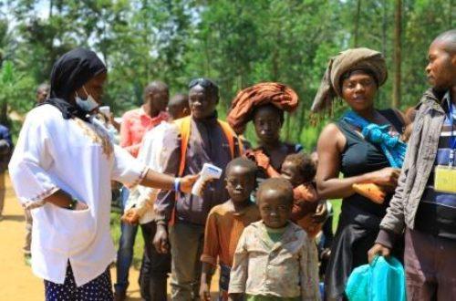 Article : Docteur Tosalisana : «Ebola prendra fin quand la communauté le voudra !»