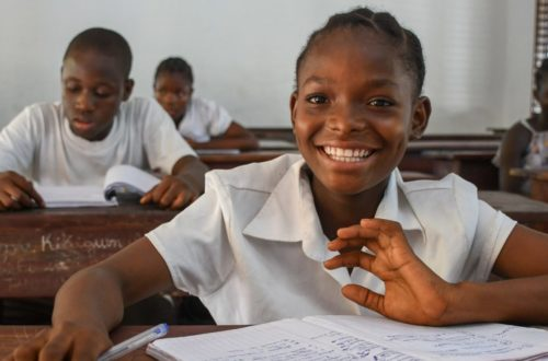 Article : Éducation en côte d'ivoire : les femmes ont aussi le droit d'aller à l'école