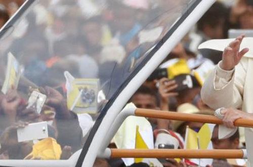 Article : 5 petits miracles de la visite du pape François à Madagascar