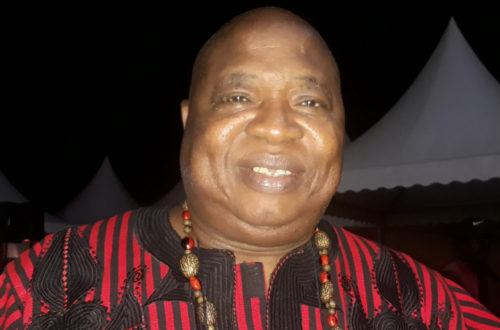 Article : Mali : l'artiste Cheikh Tidiane Seck plaide pour la paix et l'unité