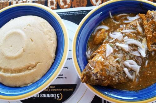 Article : Au Togo, bien manger est une tradition
