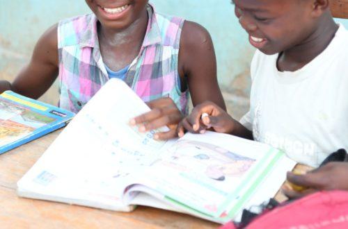 Article : Plaidoyer pour que les enfants aient accès à l'école