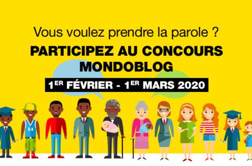 Article : Le concours Mondoblog 2020 est lancé !