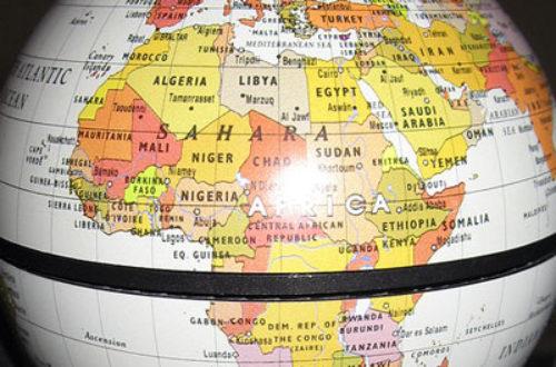 Article : Coronavirus, en Afrique on croyait à une « affaire de blancs »
