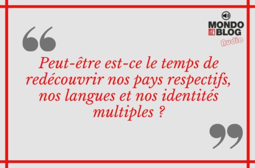 Article : Francophonie: en ce 20 mars 2020...
