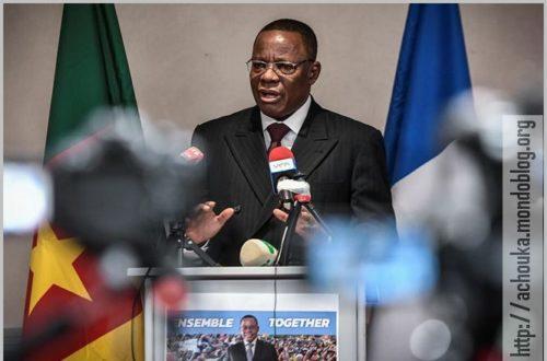 Article : Au Cameroun, le coronavirus n'est pas plus dangereux que Maurice Kamto !