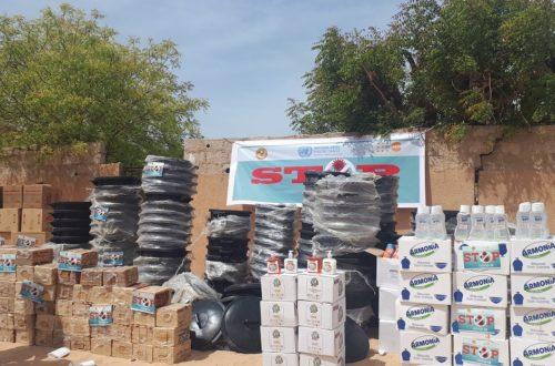 Article : Covid-19 en Mauritanie : l'UNFPA procède à de vastes distributions de désinfectants