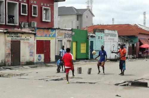 Article : Football : En RDC, des talents sont gâchés dans des rues !