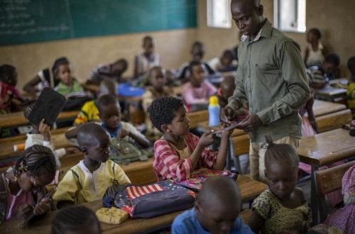 Article : Écoles fermées : les enseignants du privé galèrent