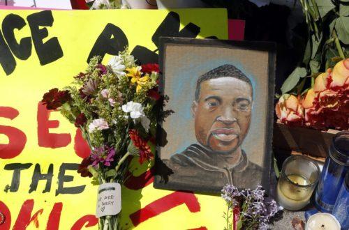 Article : George Floyd : un noir américain, tué par étouffement
