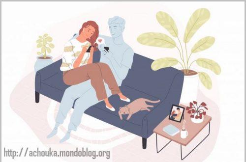 Article : L'amour au temps du confinement