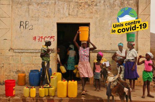Article : Quand les coupures d'eau entravent la lutte contre le Covid-19
