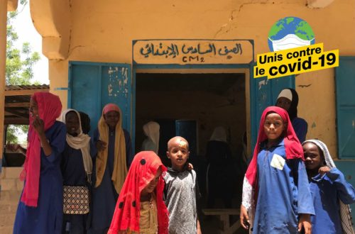 Article : #Askip : À ce qu'il paraît, un vaccin contre le Covid-19 serait testé dans les écoles au Niger