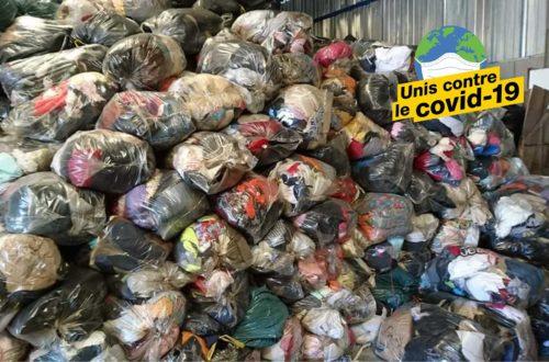 Article : #Askip : À ce qu'il paraît, les fripes importées en Afrique pourraient transporter le Covid-19