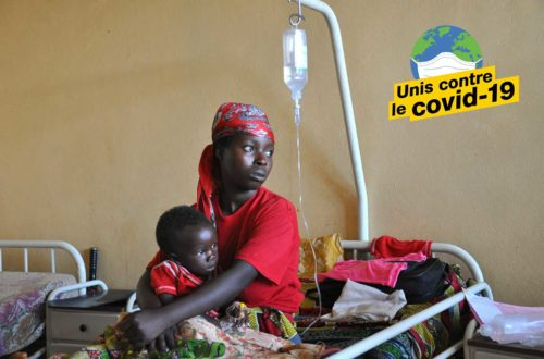 Article : En Afrique, Covid-19 et paludisme : la double peine