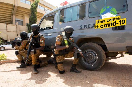 Article : Au Burkina Faso, la population a plus peur du terrorisme que du coronavirus