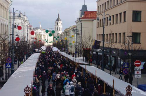 Article : Plus de 400 ans d'Histoire et de traditions: la foire de Saint-Casimir à Vilnius