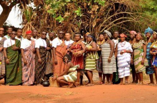 Article : Togo : le Chœur de l'Unité Togolaise fête en musique les 60 ans d'indépendance