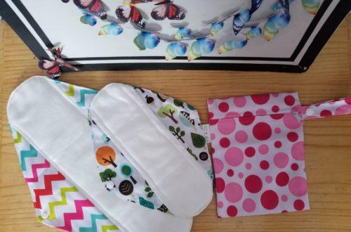 Article : Eco-geste : j'ai adopté la serviette hygiénique lavable