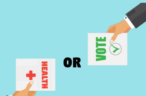 Article : Vivre ou voter