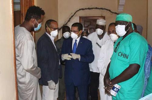 Article : Premier cas de coronavirus en Mauritanie : les autorités tentent de circonscrire le mal et la panique