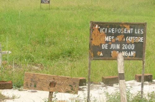 Article : Guerre de 6 jours à Kisangani : «J'étais là et les traumatismes restent intacts»