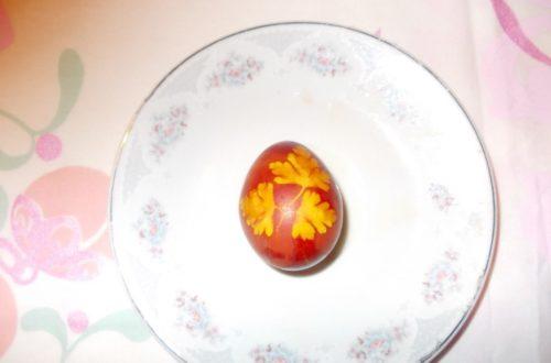 Article : La joie de Pâques: les oeufs peints à la serbe