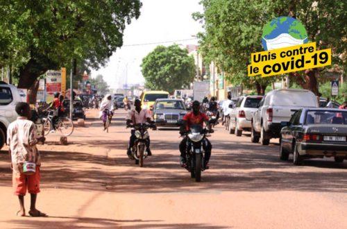 Article : Comment les habitants de mon quartier vivent avec le coronavirus