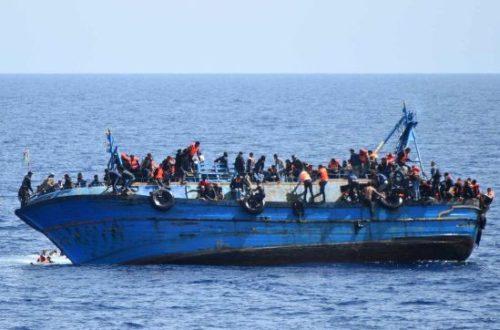 Article : Chronique / Immigration clandestine, on n'est nulle part mieux que chez soi