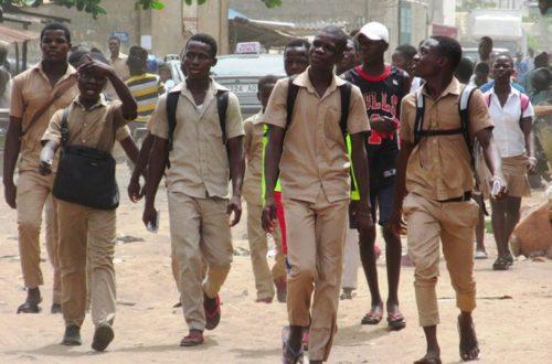 Article : Au Togo, les cours via la radio et la télévision  n'auront pas lieu