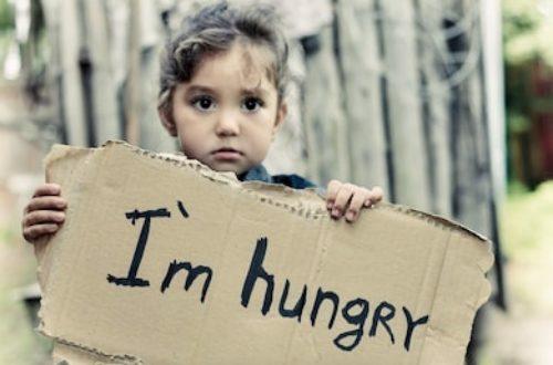 Article : J'ai faim…