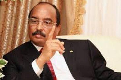 Article : Le Président Aziz devant la Commission d'enquête parlementaire sur des dossiers sensibles