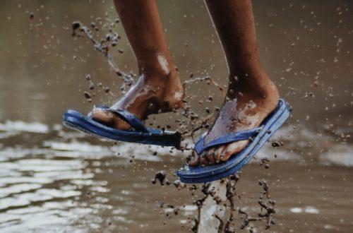 Article : Abidjan encore sous les eaux...