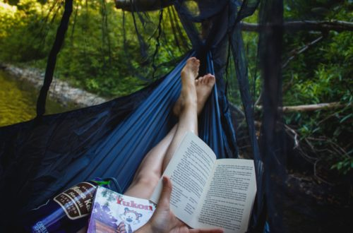 Article : 4 astuces pour se mettre à lire !