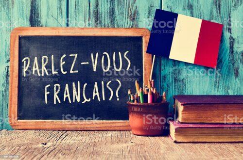 Article : Le français n'est pas qu'une langue, c'est un comportement…