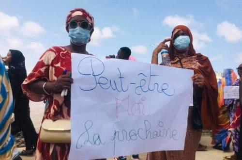 Article : Lutte contre les viols de femmes en Mauritanie :