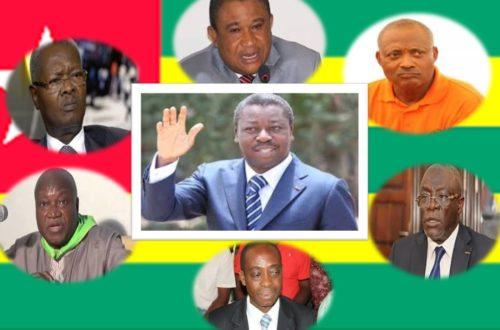 Article : 7 hommes, un pays, un peuple : un peu de sérieux au Togo !