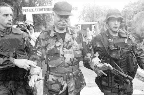Article : Comores : le dernier coup d'État de Bob Denard
