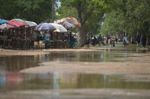 Article : N'Djamena : l'inondation, une autre crise pour les citoyens