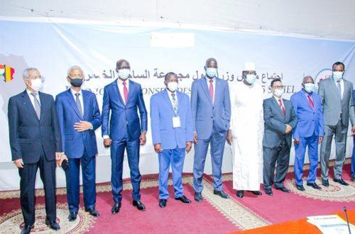 Article : G5 Sahel à Nouakchott : réforme du Secrétariat exécutif et soutien à la coalition