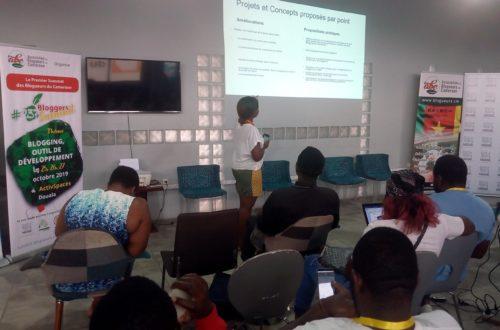 Article : Sommet des blogueurs du Cameroun : feedback sur la première édition