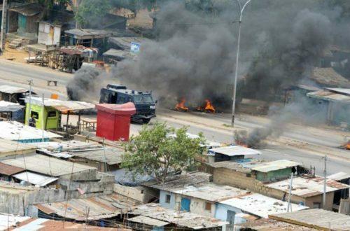 Article : La Côte d'Ivoire ou le cycle décennal de la violence